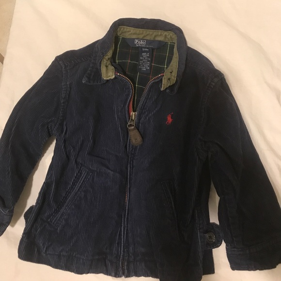 0658a670d Toddler POLO by Ralph LAUREN corduroy Jacket. M 59ecfd4f3c6f9ff0ea09aca4