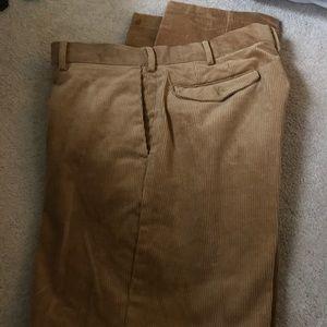 Polo corduroy pants