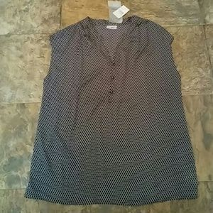 NWT A Pea In The Pod Top LG