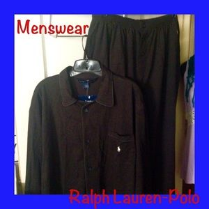 NWT Large Black/Brown Pajamas