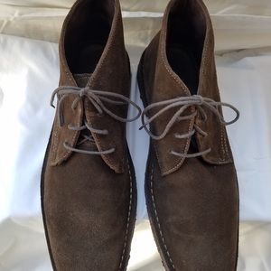 Johnston and Murphy boots, men's size 10.5M
