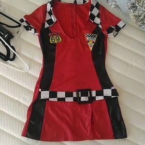 Dresses & Skirts - Halloween costume - racegirl