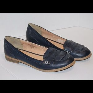 Old Navy 10 navy loafers