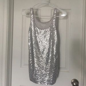 Tops - Old Navy Sequined too