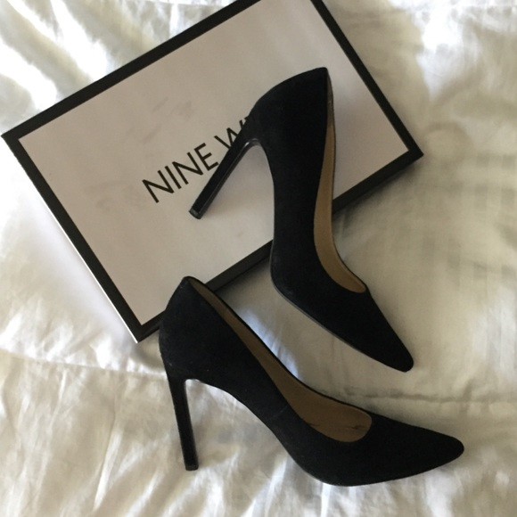 548772749f Nine West Tatiana black suede pumps. M_59ed01c56802782c5109a2e4