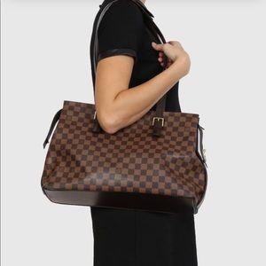 Authentic Louis Vuitton Damier Ebene Chelsea