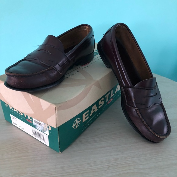 b6b13f54563 Eastland Shoes - Vintage Eastland Loafers