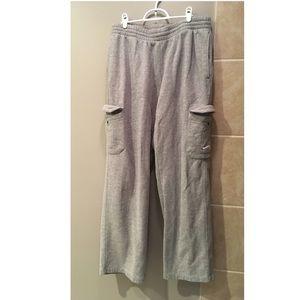 Gray Nike Sweatpants