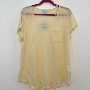 FOREVER 21 Heathered T-shirt