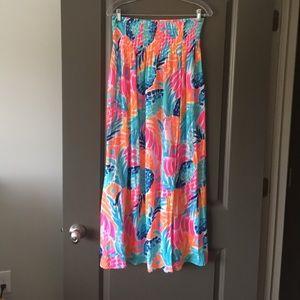 NWT Lilly Pulitzer maxi skirt
