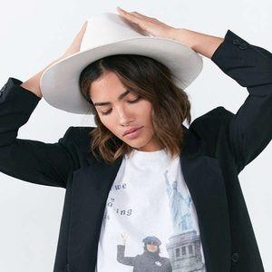 NWT Brixton Amarillo Cowboy hat
