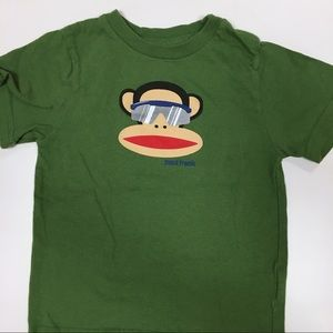 Paul frank for target monkey tshirt