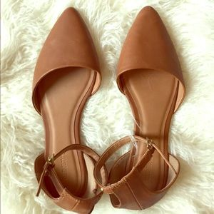 Ankle Strap Flats 💕