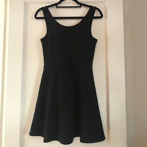 Black H&M dress. Size 8