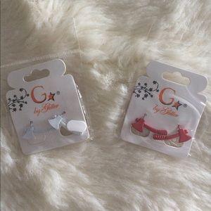 Axe earring bundle