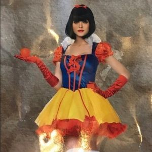 New adult Snow White costume