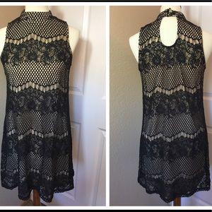 Beautiful black laces dress