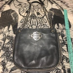 Smokin' Hot Leather & Chains Bag