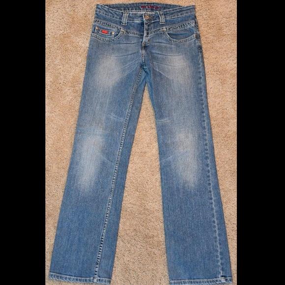 a7c6f2e4 Wrangler Jeans | Unique Ladies Hero By Straight Leg | Poshmark