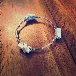 Lookalike Bourbons and Boweties bracelet
