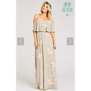 Show Me Your Mumu Caitlin Dress Lily Showers