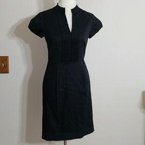 Ann Taylor Black Dress size 2