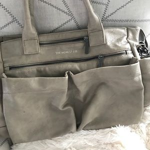 !USED! Honest Company Everything Diaper Bag