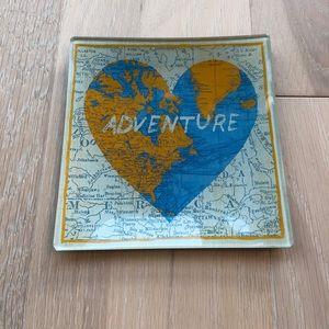 Adventure trinket tray by prima designs
