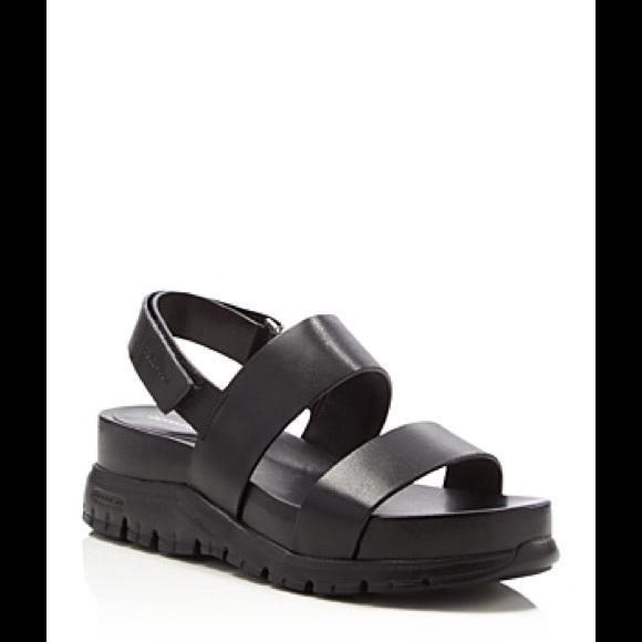 52eaaf352b4 Cole Haan ZeroGrand Platform Lug Sole Sandals