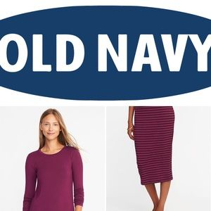 TODAY ONLY!🤗😜 Old Navy Skirt and Matching Top!!