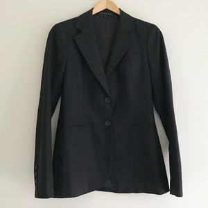 Theory Two-Button Suit Jacket