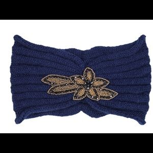 Embellished head/ear warmer - multiple colors