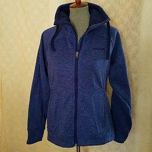 Snuggly fleece like jacket