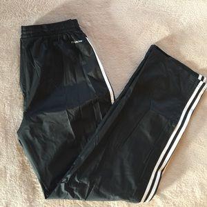 Men's adidas lined windbreaker pants