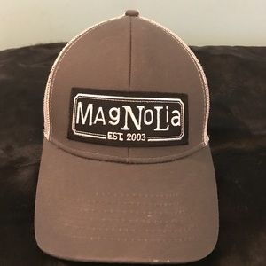 Magnolia trucker hat
