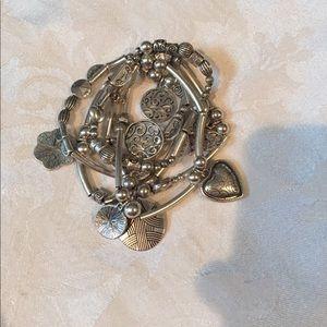 Menagerie Stretch Bracelet
