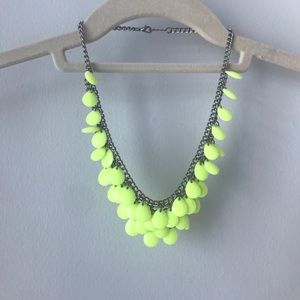 Neon Layered Necklace