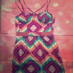 American Eagle pocket dress!