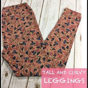 Tall Curvy Lularoe leggings