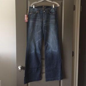 SFAM Dojo jeans size 30