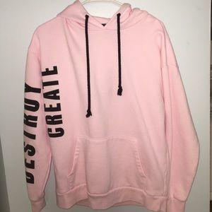 Other - Pink xs men's hoodie