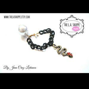 Handmade Snake Bracelet