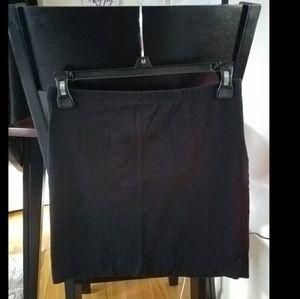H&M Basic Black Mini Skirt  (S)