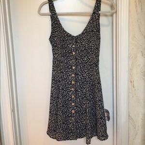 Dresses & Skirts - Floral printed skater dress