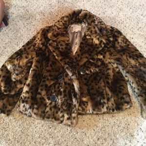 LOFT Ann Taylor coat , size M , only used 1 time