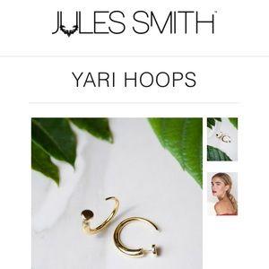 NEW Jules Smith Yari Hoops
