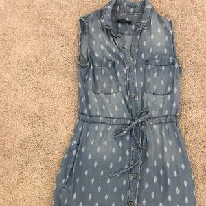 Max jeans sleeveless dress