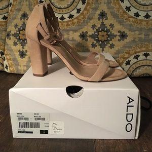 Aldo Suede Heels - Myly