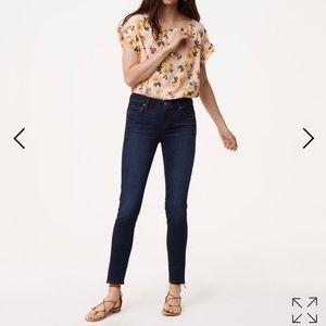 EUC Loft Modern Skinny Jeans 👖