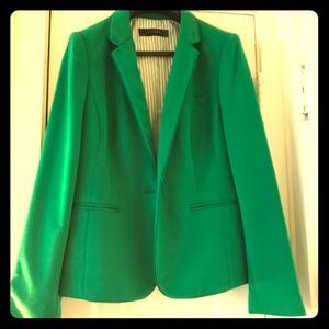 Green Blazer-Medium